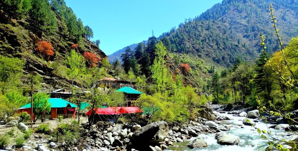 Tirthan Valley
