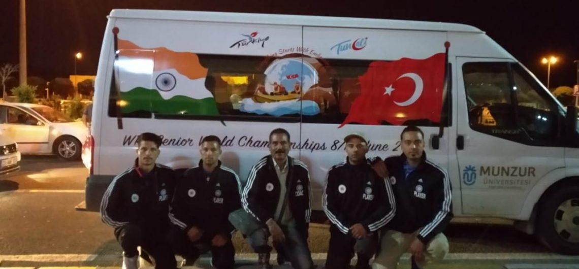 Indian Rafting Team
