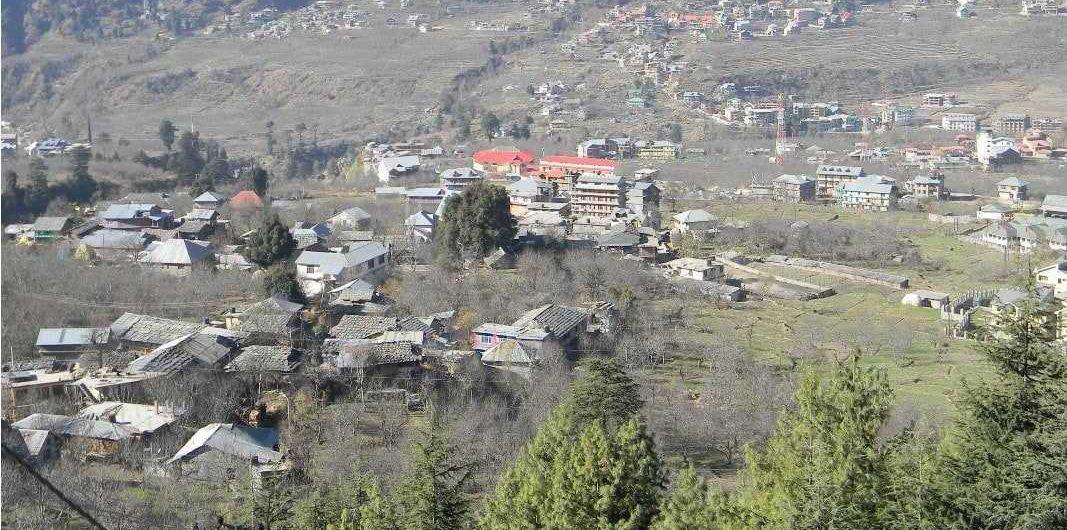 Prini village
